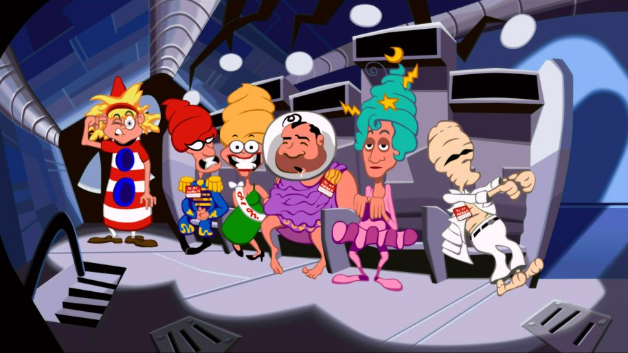 Day of the Tentacle Special Edition