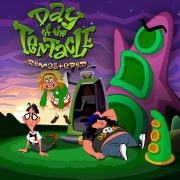 Carátula de Day of the Tentacle: Special Edition - PS4