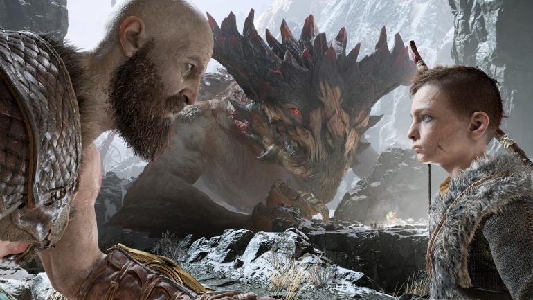 Gof of War ganó el premio a mejor juego del año en los The Game Awards 2018.