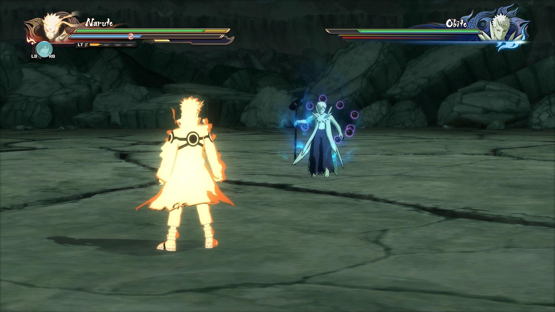 Imagen de Naruto Ultimate Ninja Storm 4