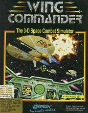 Carátula de Wing Commander - Amiga
