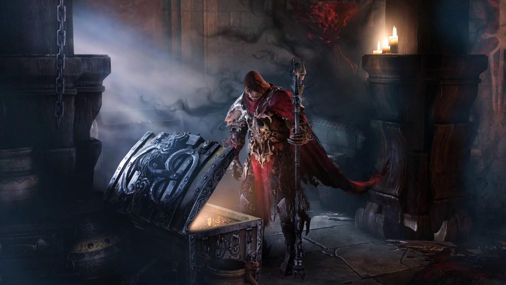 CI Interactive pide paciencia para Lords of the Fallen 2