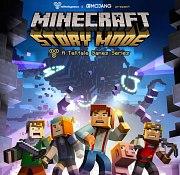Carátula de Minecraft: Story Mode - Wii U