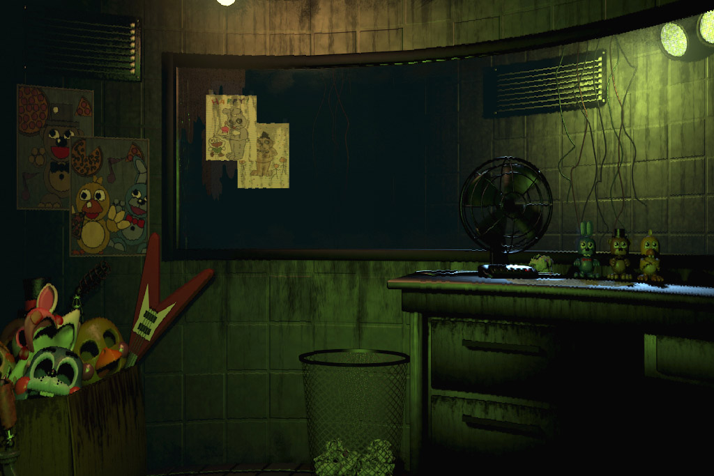 Imagen de Five Nights at Freddy's 3