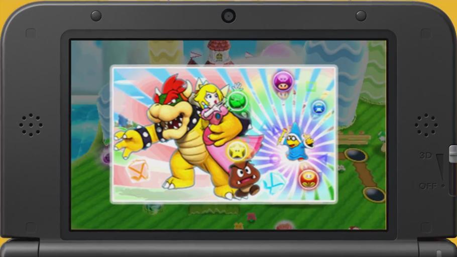 Imagen de Puzzle & Dragons Z & Super Mario Bros