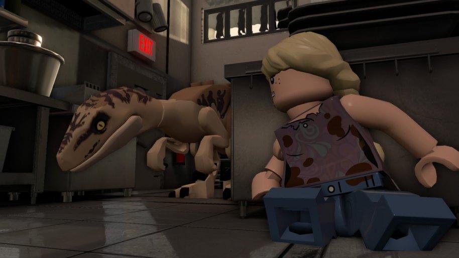 LEGO Jurassic World análisis