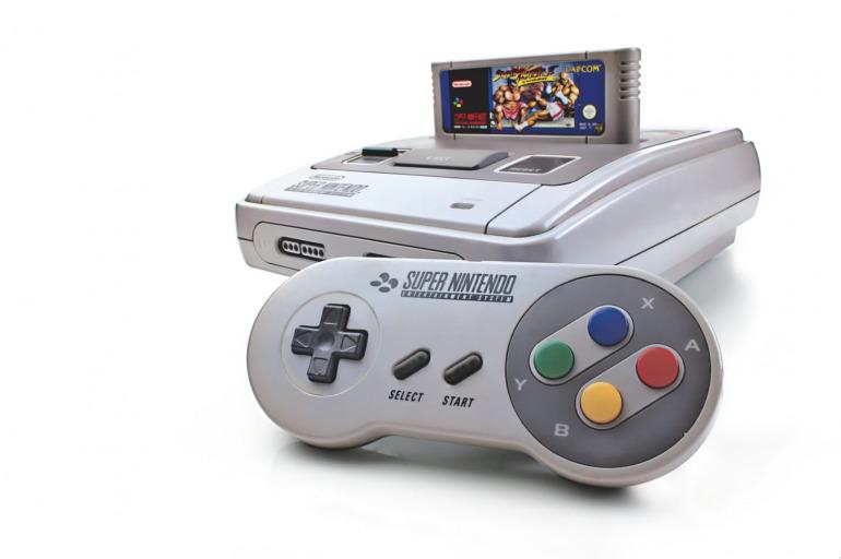 Système de divertissement Super Nintendo