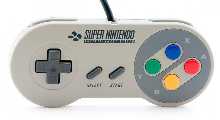 Image du système de divertissement Super Nintendo