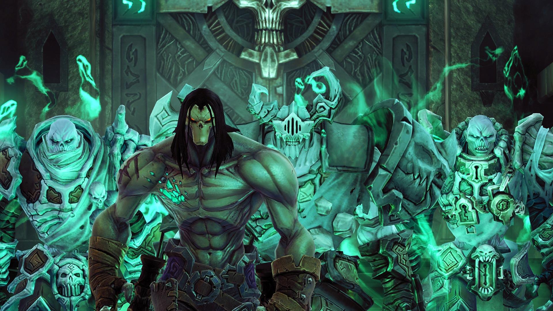 Darksiders II: Deathinitive Edition muestra en imágenes su mejoría gráfica