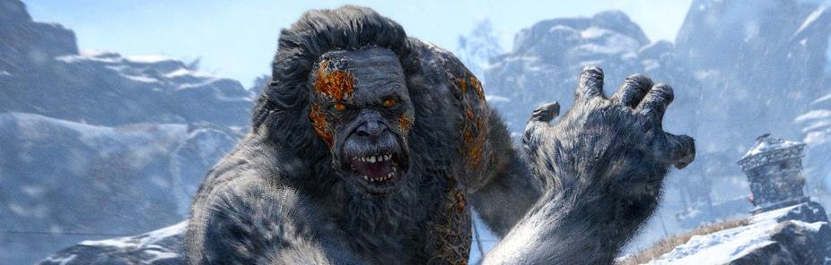 Análisis Far Cry 4 - Valle de los Yetis