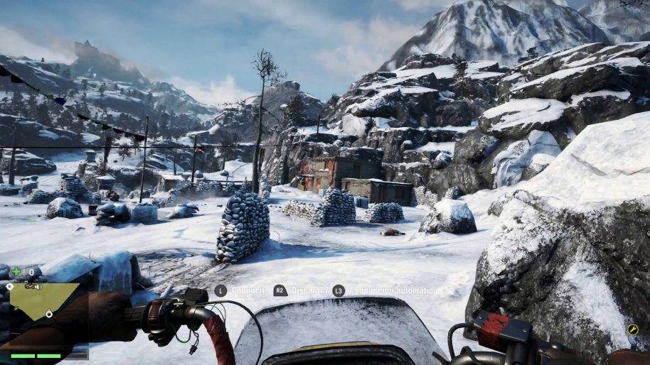 Far Cry 4 - Valle de los Yetis análisis