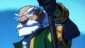 Battle Chasers Nightwar: Tráiler de Héroe #1: Knolan