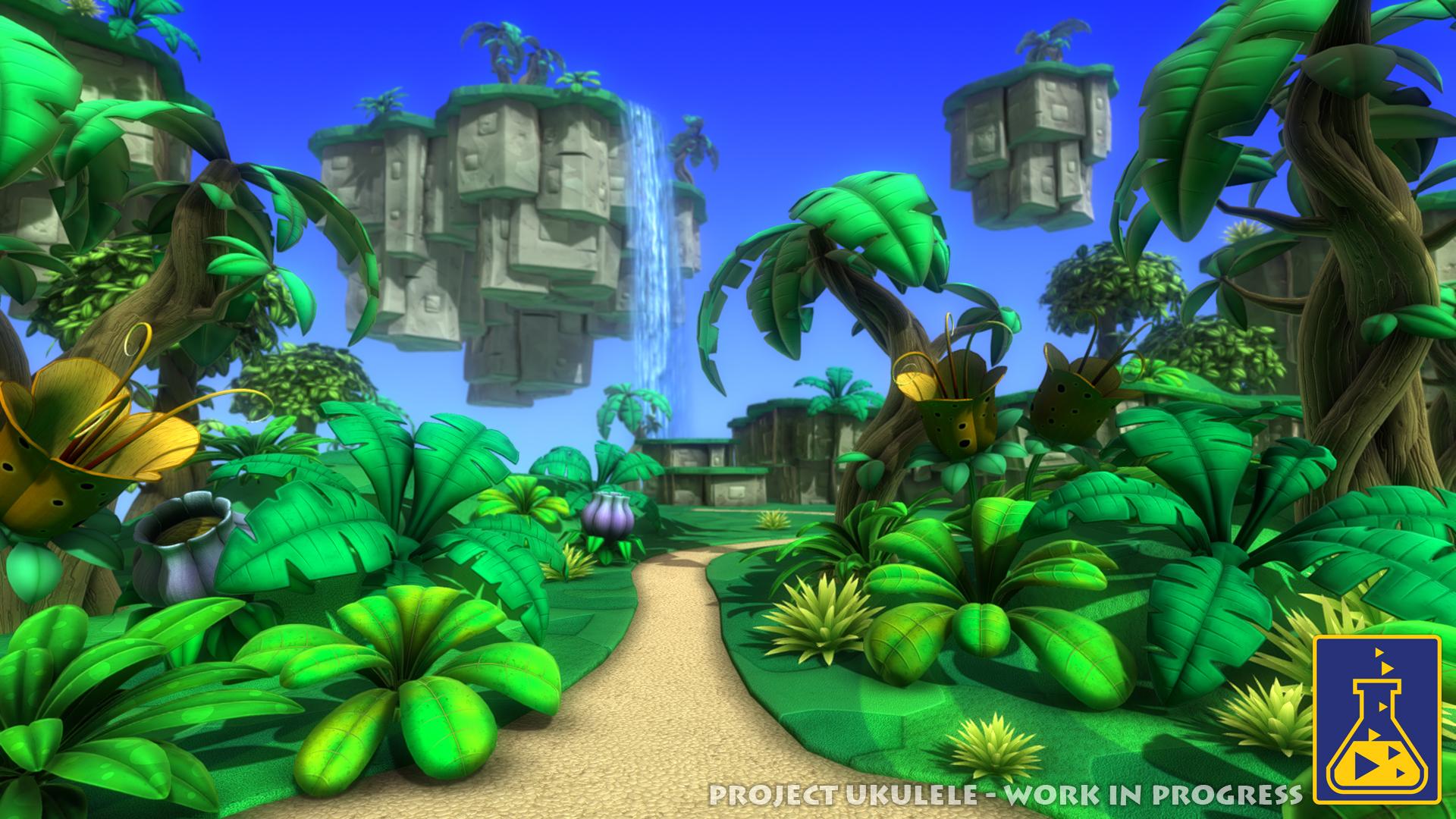 Project Ukulele, el sucesor espiritual de Banjo & Kazooie, muestra sus primeras imágenes