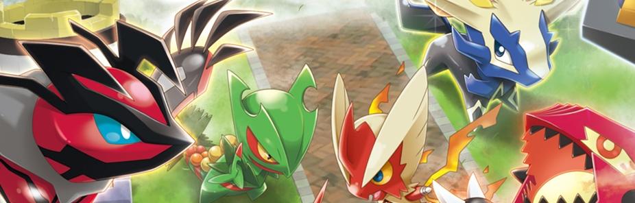 Análisis Pokémon Rumble World