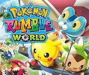Carátula de Pokémon Rumble World - 3DS