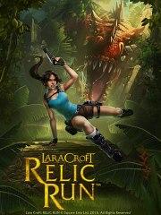 Carátula de Lara Croft: Relic Run - Android