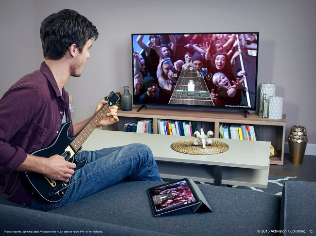 Guitar Hero Live - Apple TV