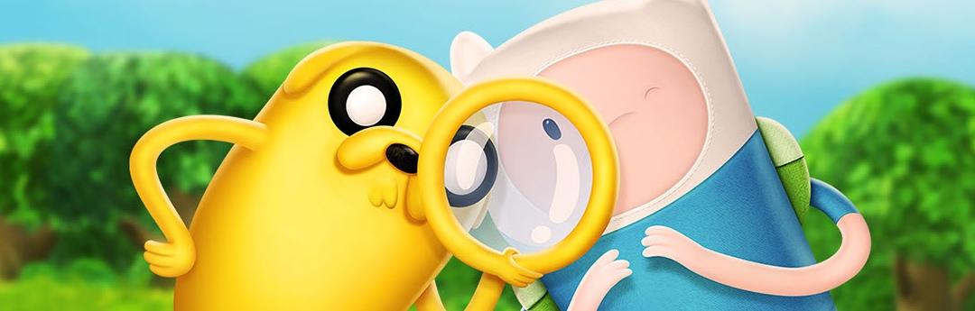 Análisis Hora de Aventuras Finn y Jake