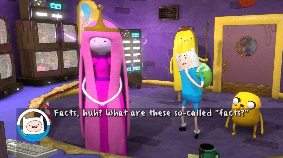 Hora de Aventuras Finn y Jake Xbox 360