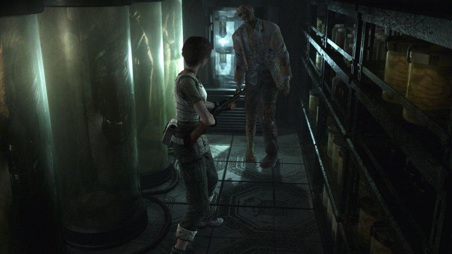 Resident Evil Zero HD Remaster PS3