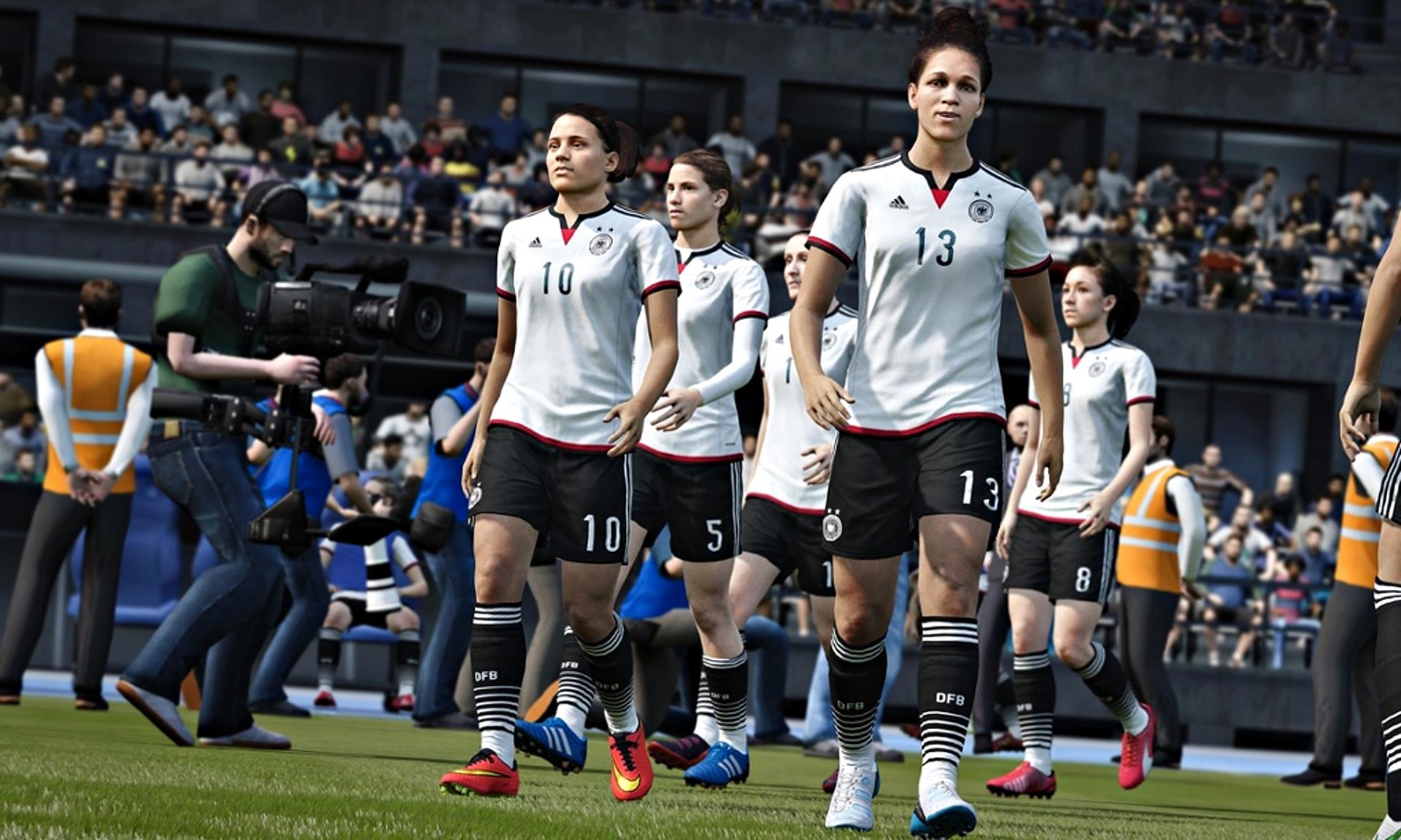 """EA Sports: """"Queríamos que el fútbol femenino fuese excelente en FIFA 16"""""""