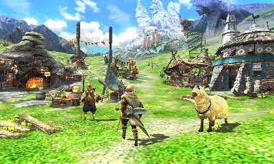 Monster Hunter Generations análisis