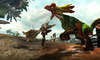 Monster Hunter Generations: Monster Hunter Generations: RPG, monstruos, criaturas y horas de aventura