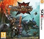 Carátula de Monster Hunter: Generations - 3DS