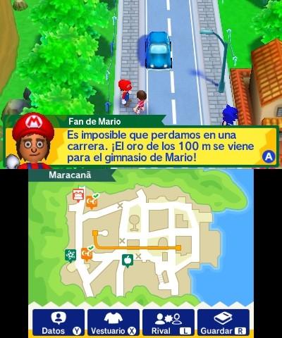 Mario y Sonic JJOO - Río 2016: Mario y Sonic JJOO - Río 2016: Olimpiadas SegaNintenderas