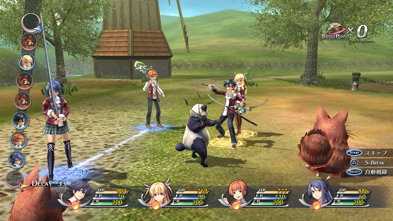 Trails of Cold Steel análisis