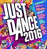Carátula de Just Dance 2016 - PS3