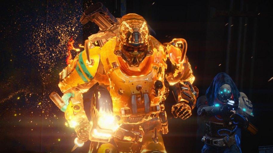 Destiny - El Rey de los Poseídos PS3