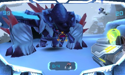 Metroid Prime Federation Force: Metroid Prime Federation Force: Cooperación galáctica