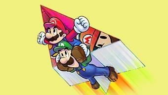 Mario & Luigi Paper Jam Bros.: Mario, Luigi, humor y papel