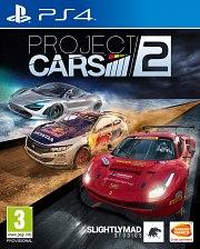 Carátula de Project Cars 2 - PS4