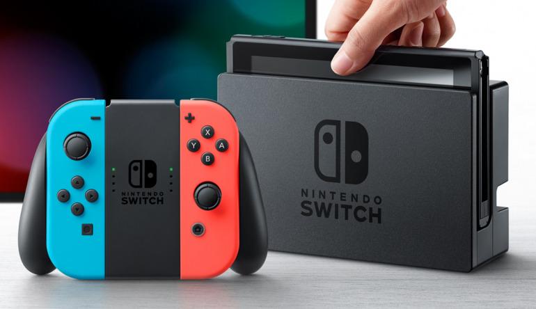 Image de la Nintendo Switch