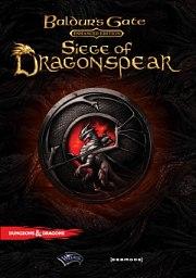 Carátula de Baldur's Gate: Enhanced Edition - Siege of Dragonspear - PC