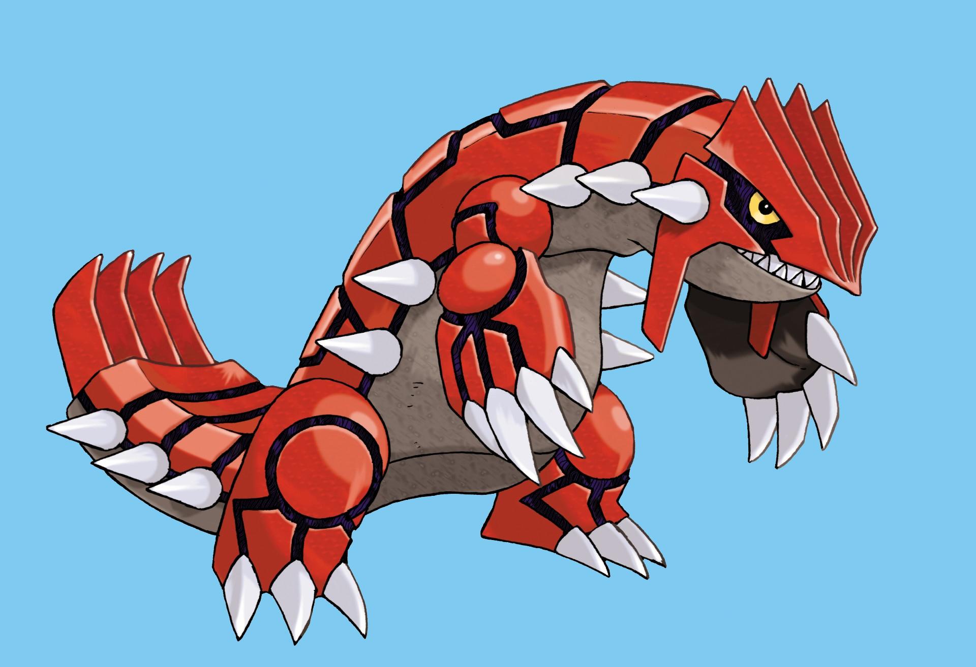 Pokémon GO: El legendario Groudon, ya disponible en las incursiones