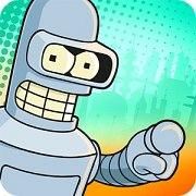 Carátula de Futurama: Game of Drones - Android