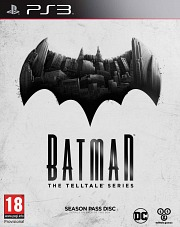 Carátula de Batman - The Telltale Series - PS3