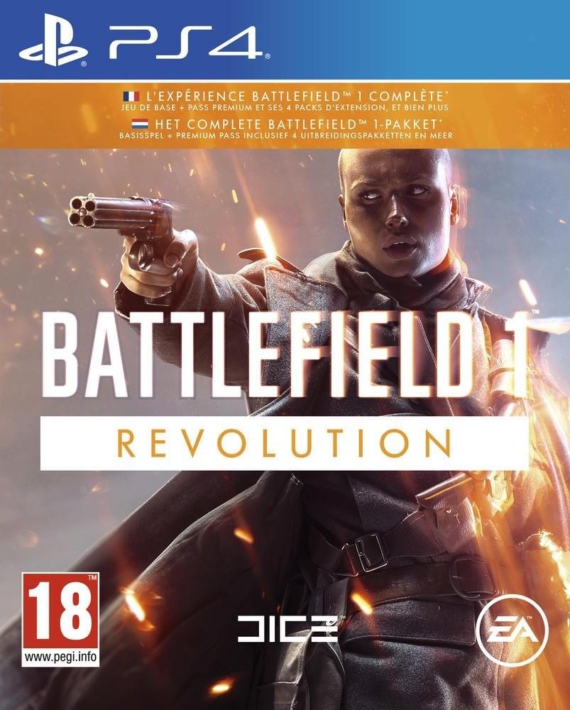 Filtrado Battlefield 1 Revolution, edición completa del juego de DICE