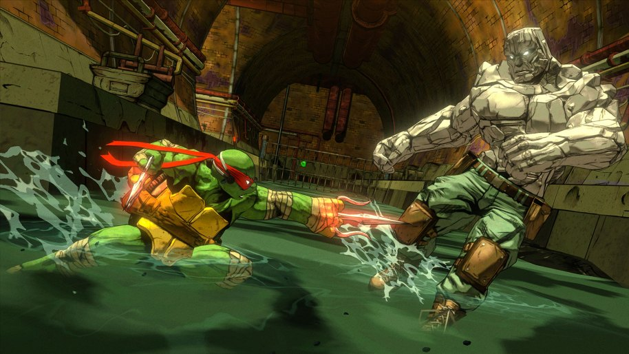 TMNT Mutantes en Manhattan PS3