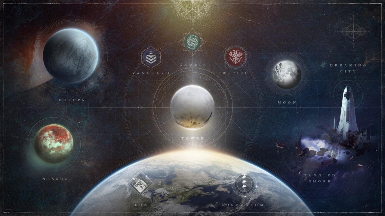 Actualmente, el looter tiene en el punto de mira las expansiones Witch Queen y Lightfall. El pasado mes de noviembre, Bungie expandió el universo de Destiny 2 con el paquete descargable Beyond Light: uno bastante notable en términos artísticos...