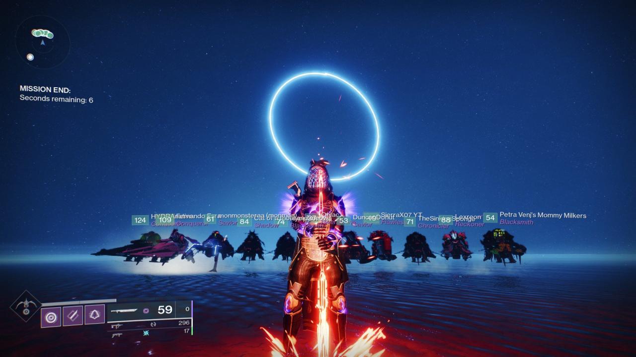 En Destiny 2 están organizando raids y misiones hasta el cuádruple de jugadores de lo normal, y Bungie lo aprueba