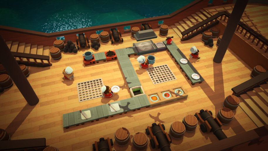 Overcooked Special Edition análisis