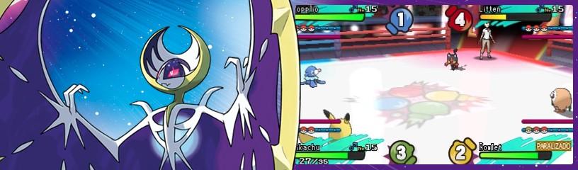 Pokémon Luna / Sol