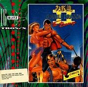 Carátula de Double Dragon II: The Revenge - Amiga