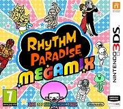 Carátula de Rhythm Paradise Megamix - 3DS