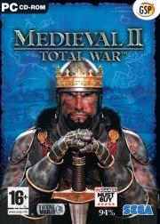 Carátula de Medieval 2: Total War - PC