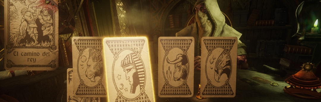 Análisis Hand of Fate 2